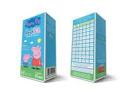 NeshVit Peppa Pig gotas 30ml