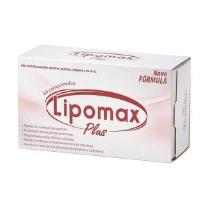 Lipomax Plus 64 comprimidos - Sunflower