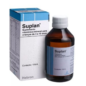 SUPLAN SOL ORAL 150ML