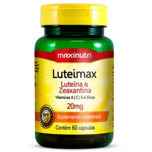 Luteimax (Luteina+Zeaxantina) 20mg 60cps Maxinutri