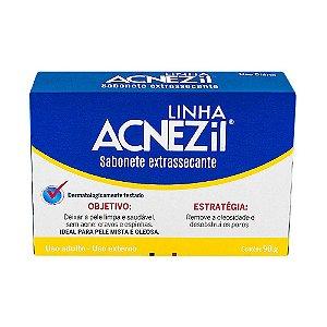 Acnezil Sabonete 90gr Extrassecante Cimed