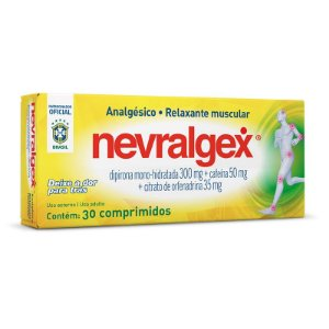 NEVRALGEX  30cpr