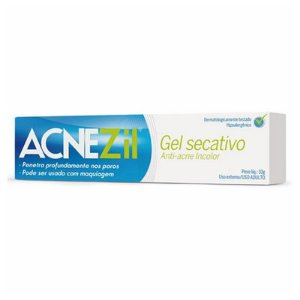 Acnezil Gel Secativo 10g - Cimed
