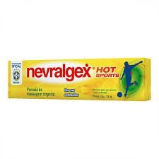 Nevralgex Hot Sport Pda 25g -CIMED