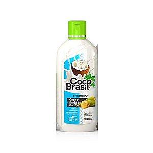 Gota Dourada Shampoo 300mL Coco e Broto de Bambu
