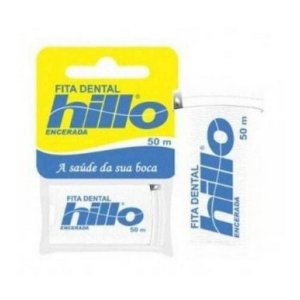 Fita Dental Hillo Encerada 50ml