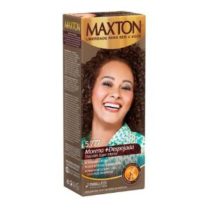 Tintura Maxton Kit 5.777 Chocolate Super Intenso