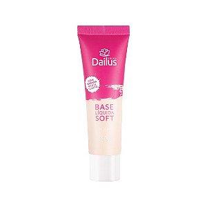 Dailus Base Líquida Soft 00 Clarissimo