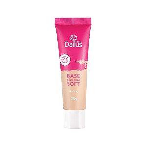 Dailus Base Líquida Soft 04 Bege Claro