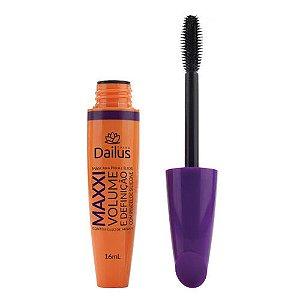 Dailus Mascara Para Cilios Maxxi Volume e Definição 16ml