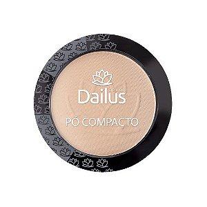 Dailus Pó Compacto New 04 Bege Claro