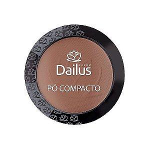Dailus Pó Compacto New 10 Marrom Claro