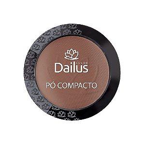 Dailus Pó Compacto New 12 Marrom Médio