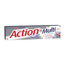 Creme Dental Ultra  Action Multi Accion c/ fluor 90G