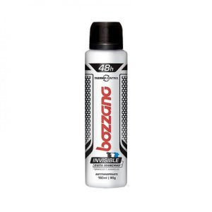 Desodorante Bozzano Aerosol Invisible 150ml