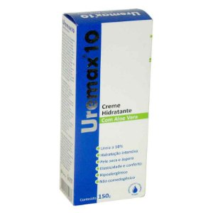 Uremax 10% Creme Hidratante com Aloe Vera 150g - Cifarma