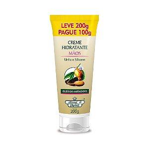 Creme Hidratante para as Mãos Flores e Vegetais 200g