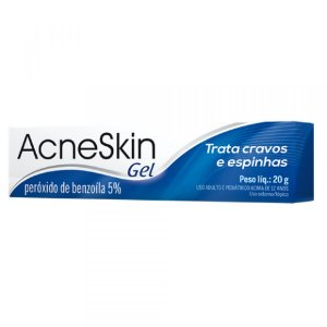 Acneskin Gel 20g - Cimed