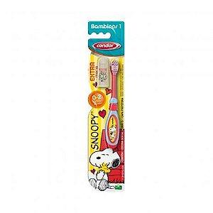 Escova Dental Snoopy Condor (0-2 anos)
