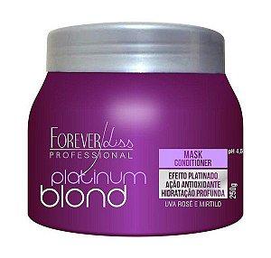 Forever Máscara Platium Blond 250g