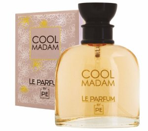 Perfume Cool Madam Le Parfum by PE Feminino 100ml