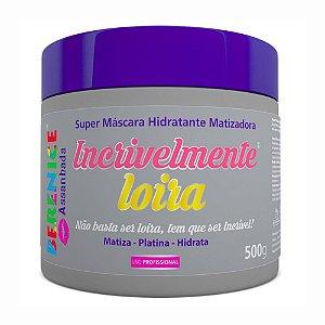 Berenice Assanhada Máscara Matizadora IncrivelmenteLoira500g