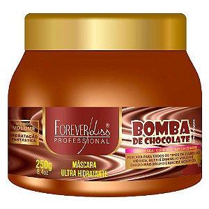 Forever Liss Máscara  Capilar Bomba de Chocolate 250g