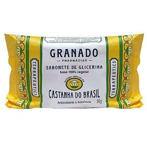 Granado Sabonete de Glicerina Castanha do Brasil 90g