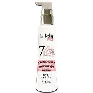 La Bella Liss Leave-In Efeito Liso 7 dias Liss 160mL