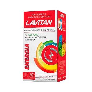 Lavitan Energia 60cpr - Cimed
