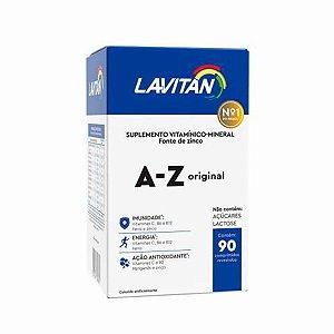 Lavitan AZ Mais Homem 90cpr - Cimed