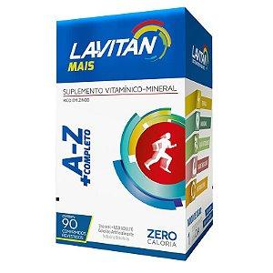 Lavitan A-Z suplementos 90cpr - Cimed