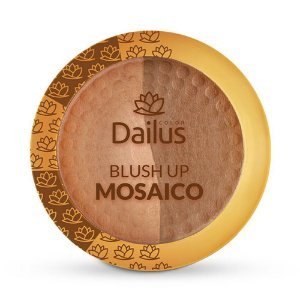 Dailus Blush Up Mosaico 08 Bronzer Divino 9g
