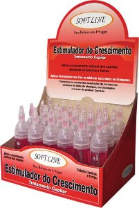Ampola Estimulador do Crescimento Soft Line 10mL