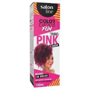 Tonalizante Salon Line Color Express Pink Show 100ml