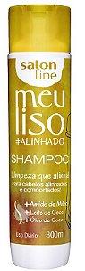Salon Line Shampoo 300mL Meu Liso #Alinhado