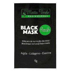 Máscara de Remoção de Cravos Matto Verde Black Mask 8g