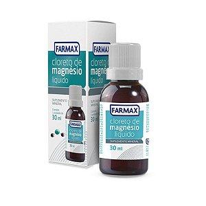 Cloreto de Magnésio Farmax Gotas 30ml
