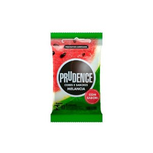Preservativo Prudence Melancia 3un