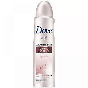 Desodorante Dove Aerosol Dermo Aclarant 150mL