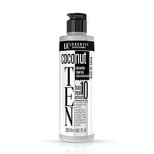 Shampoo Lokenzzi Coconut Ten Hair Real Effects 10 240ml