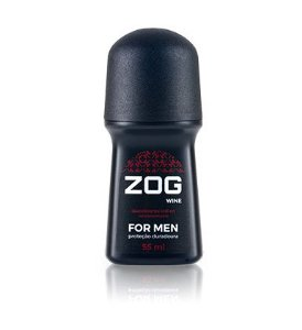 Desodorante Zog Roll-on 55mL Wine