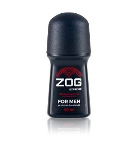 Desodorante Zog Roll-on Extreme 55ml