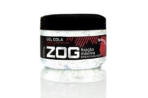 Gel Cola Zog fixacao maxima Brilho Molhado 250g