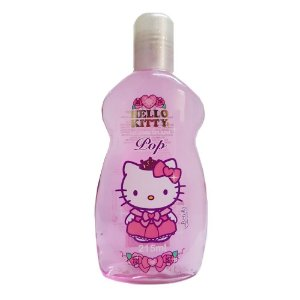 Colônia Hello Kitty Splash Pop 215ml