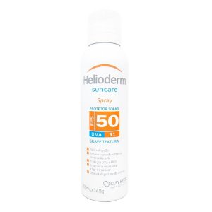 Helioderm Suncare Spray Bloqueadora FPS 50 200ml