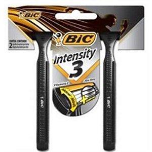 Aparelho BIC Intensity 3 Cbeço Móvel c/ 2