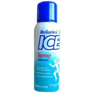 RELAFLEX ICE SPRAY MOUSSE 100ML