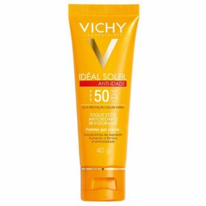 Vichy Ideal Soleil FPS 50 Anti-Idade 40g