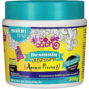 Máscara To de Cacho Desmaia Crespíssimo 500g